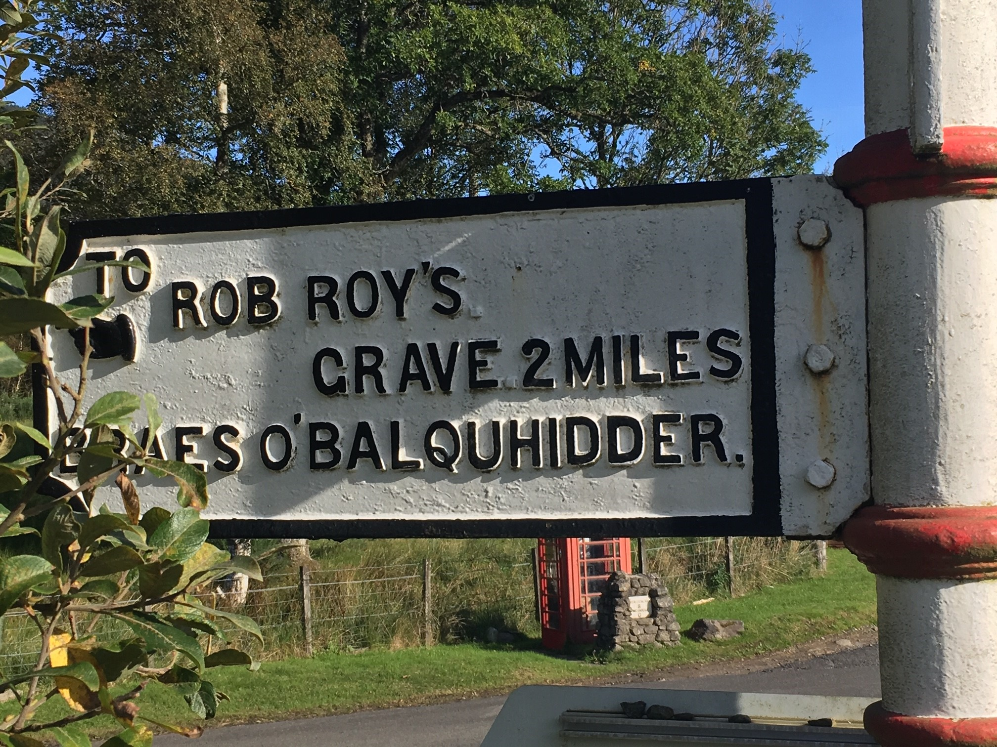 ebining tours from callander to the trossachs
