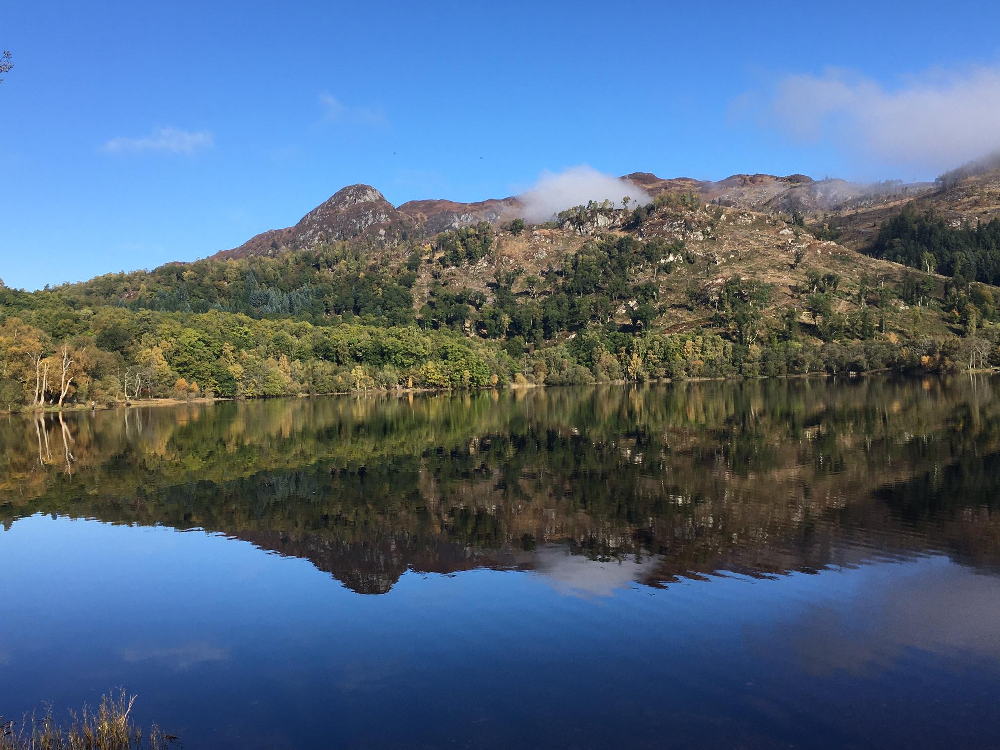 Loch Achray trossachs