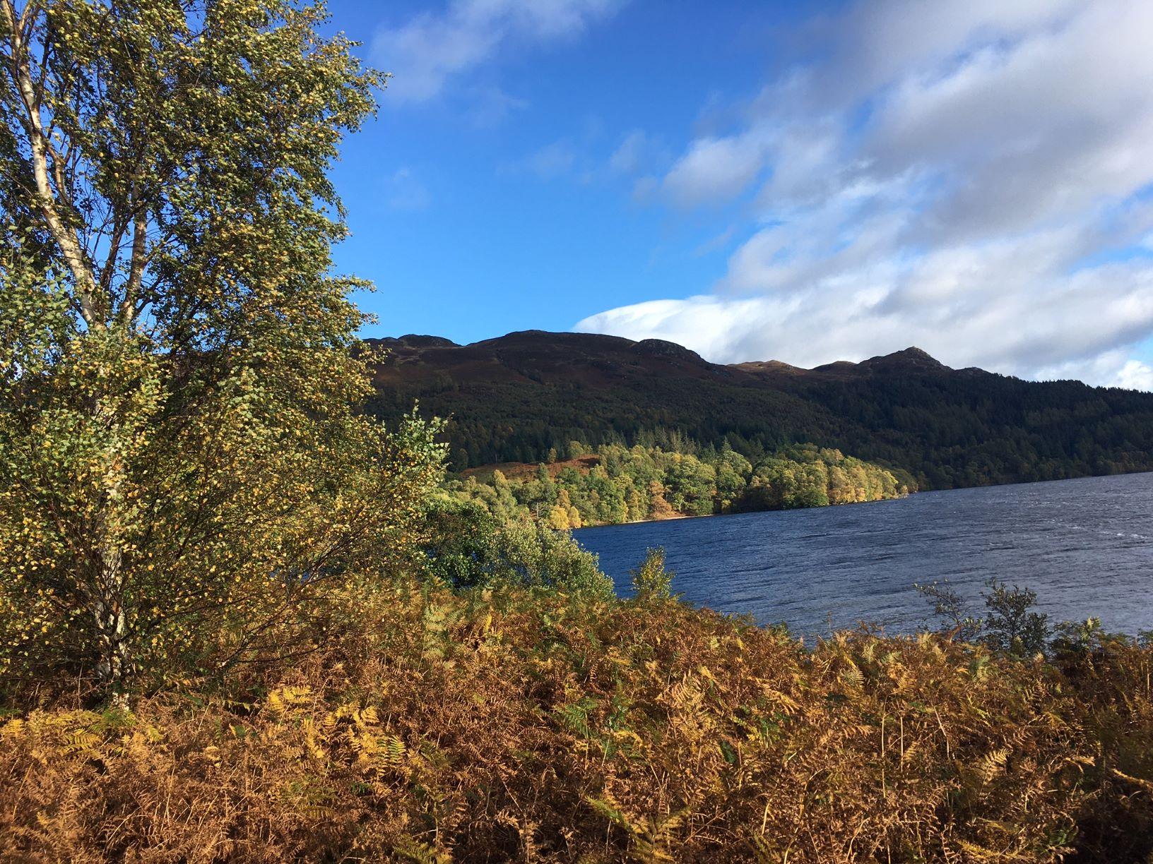 Loch Katrine tour