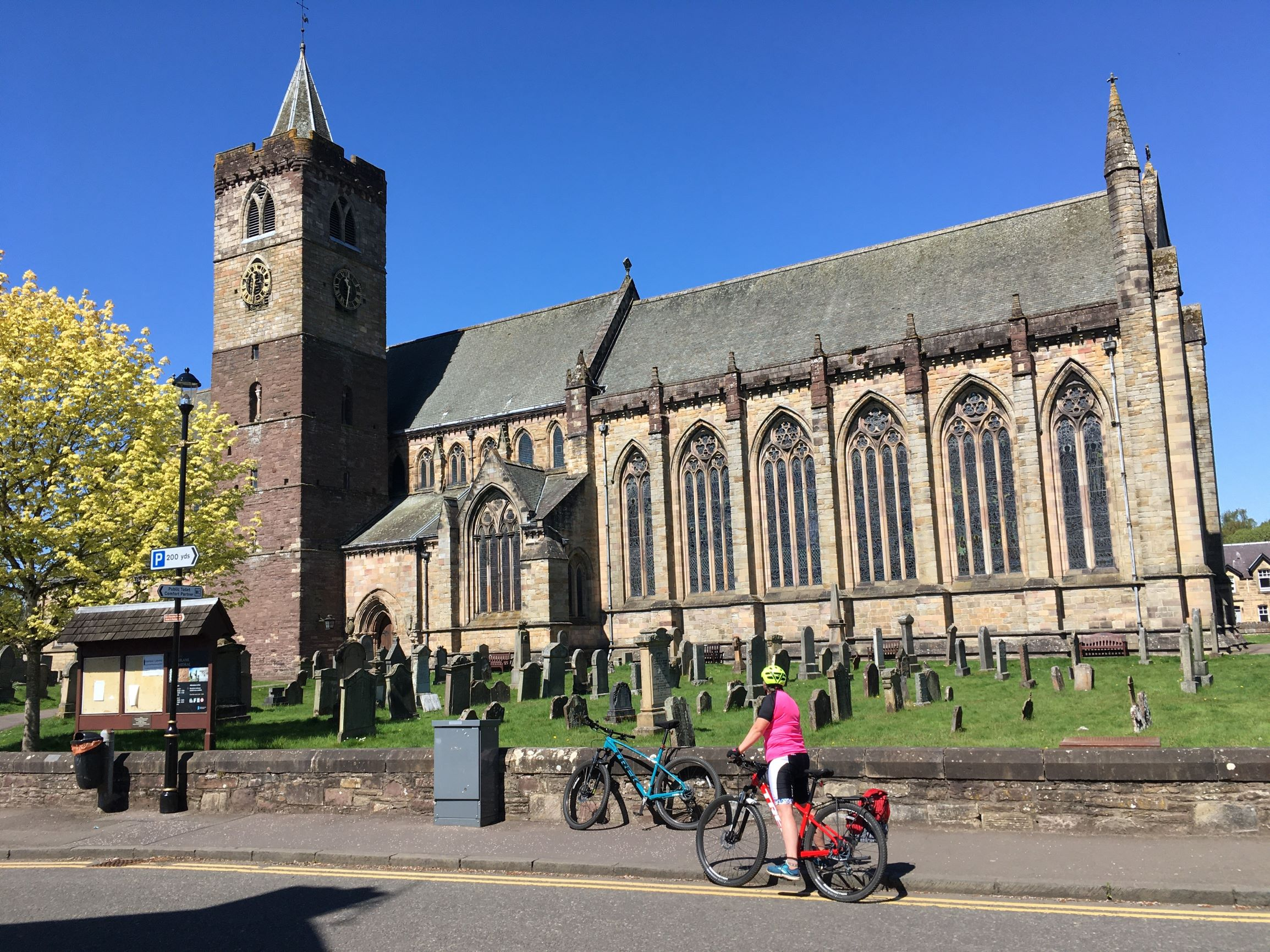 dunblane catherdral