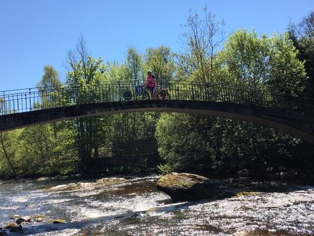 faerie bridge dunblane
