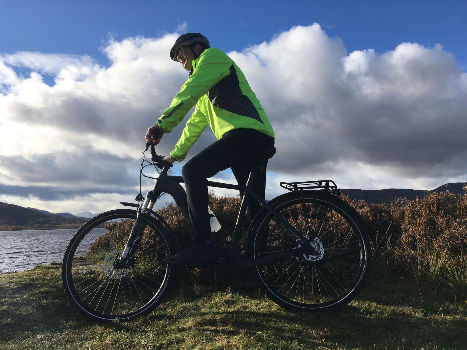 ebike hire and tours scotland