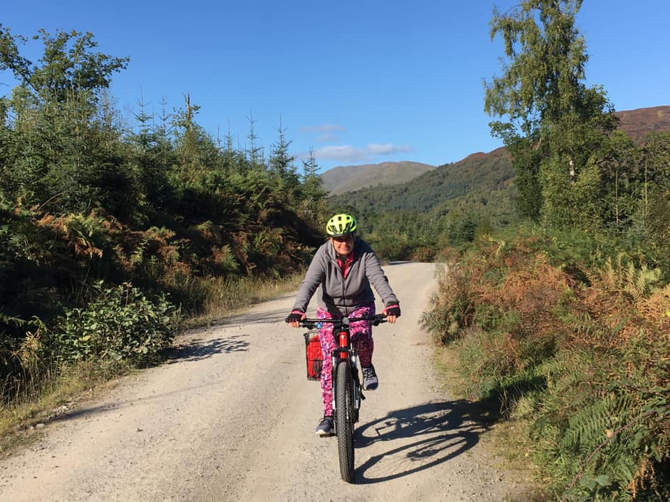 electric bike tours from callander